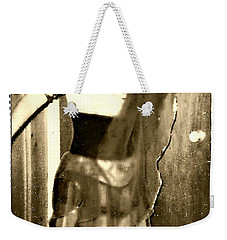 Weekender Tote Bag featuring the photograph Morocco by Denise Fulmer