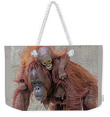 Motherhood 2 Weekender Tote Bag