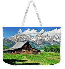 Moulton Barn Weekender Tote Bag by Greg Norrell