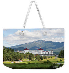 Mount Washington Hotel Weekender Tote Bag by Patricia Hofmeester