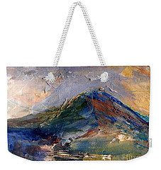 Mountain Majesty Weekender Tote Bag