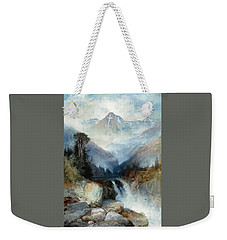 Mountain Of The Holy Cross Weekender Tote Bag