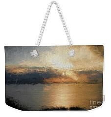 Mounts Bay Weekender Tote Bag