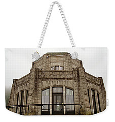 Vista House, Columbia River Gorge, Or. Weekender Tote Bag