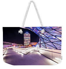 Munich - Bmw Modern And Futuristic Weekender Tote Bag