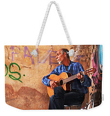 Musician Weekender Tote Bag