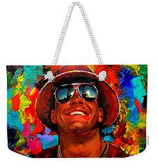 Must Be Texas Weekender Tote Bag