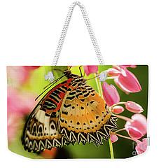 My Fair Lady Weekender Tote Bag by Nick Boren