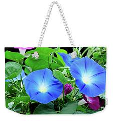 My Morning Glory Weekender Tote Bag