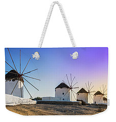 Mykonos, Greece Weekender Tote Bag