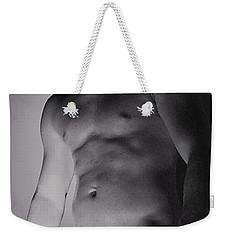Mystic Muscle Weekender Tote Bag by Jake Hartz