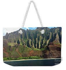 Na Pali Coast Weekender Tote Bag