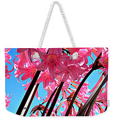 Naked Ladies Weekender Tote Bag