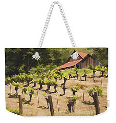 Napa Barn Weekender Tote Bag