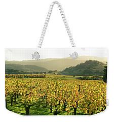 Napa Valley In Autumn Weekender Tote Bag