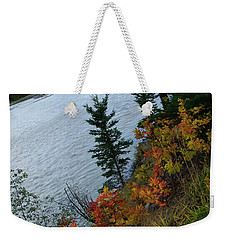 Natural Art Weekender Tote Bag