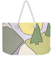 Natural Balance Weekender Tote Bag
