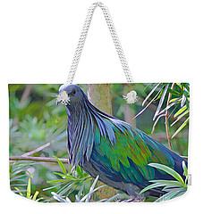 Nature's Best Weekender Tote Bag by Judy Kay
