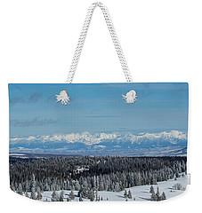 Never Summer  Weekender Tote Bag