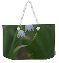 New Beginnings Weekender Tote Bag