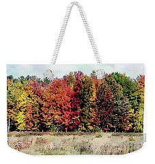 New Hampshire's True Colors Weekender Tote Bag