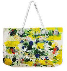 New Haven No 6 Weekender Tote Bag