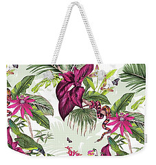 Nicaragua Weekender Tote Bag by Jacqueline Colley