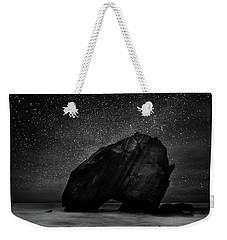 Night Guardian Weekender Tote Bag by Jorge Maia