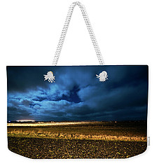 Icelandic Night  Weekender Tote Bag