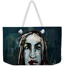 Night Life Weekender Tote Bag by Jim Vance