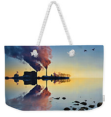 No Title Weekender Tote Bag