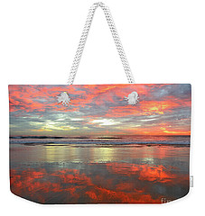 North County Reflections Weekender Tote Bag