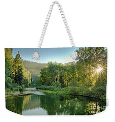 North Fork Sun Weekender Tote Bag