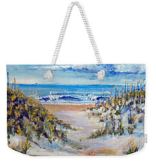 North Topsail Beach Weekender Tote Bag