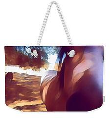 Nosey Belle Weekender Tote Bag