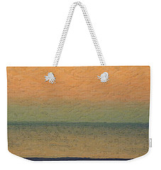 Not Quite Rothko - Breezy Twilight Weekender Tote Bag