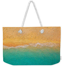 Not Quite Rothko - Surf And Sand Weekender Tote Bag