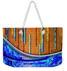 Weekender Tote Bag featuring the photograph Nothing Is True by Paul Wear
