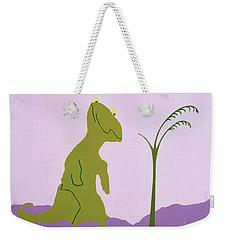 Nudgeandhumosaurus Weekender Tote Bag