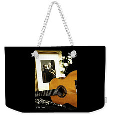 Weekender Tote Bag featuring the photograph Number 2 by Elf Evans