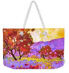 Oaks In Dream Weekender Tote Bag