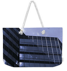 Weekender Tote Bag featuring the photograph Obscurity by Jamie Lynn