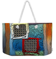 Obstructed Ocean View Weekender Tote Bag