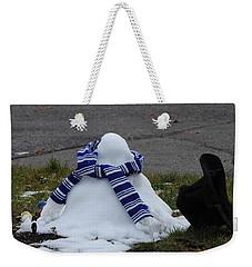 Oh Oh Weekender Tote Bag