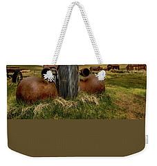 Old Jalopy Bodie State Park Weekender Tote Bag