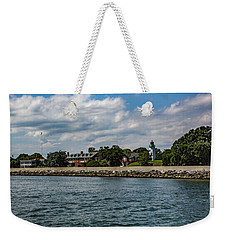 Old Point Comfort Light Weekender Tote Bag