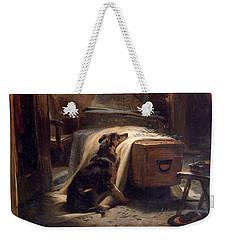 Old Shepherds Chief Mourner Weekender Tote Bag