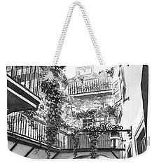Old Viennese Courtyard Weekender Tote Bag