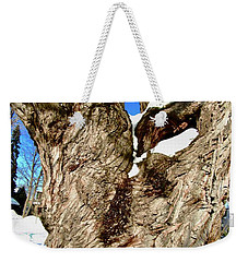 Old Willow Tree Weekender Tote Bag