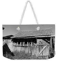Old Workshop Weekender Tote Bag